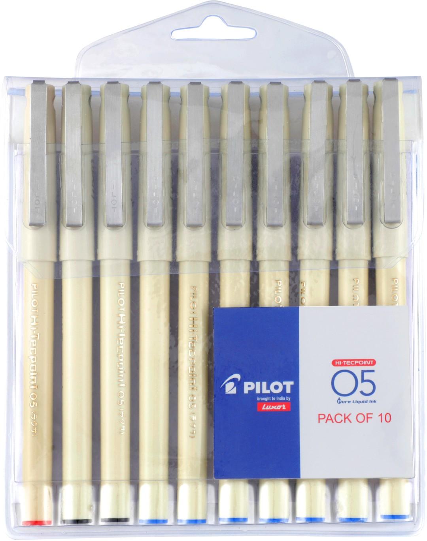 [ PreBook @1₹ ] PILOT Roller Ball Pen  (Pack of 10) at Rs.268