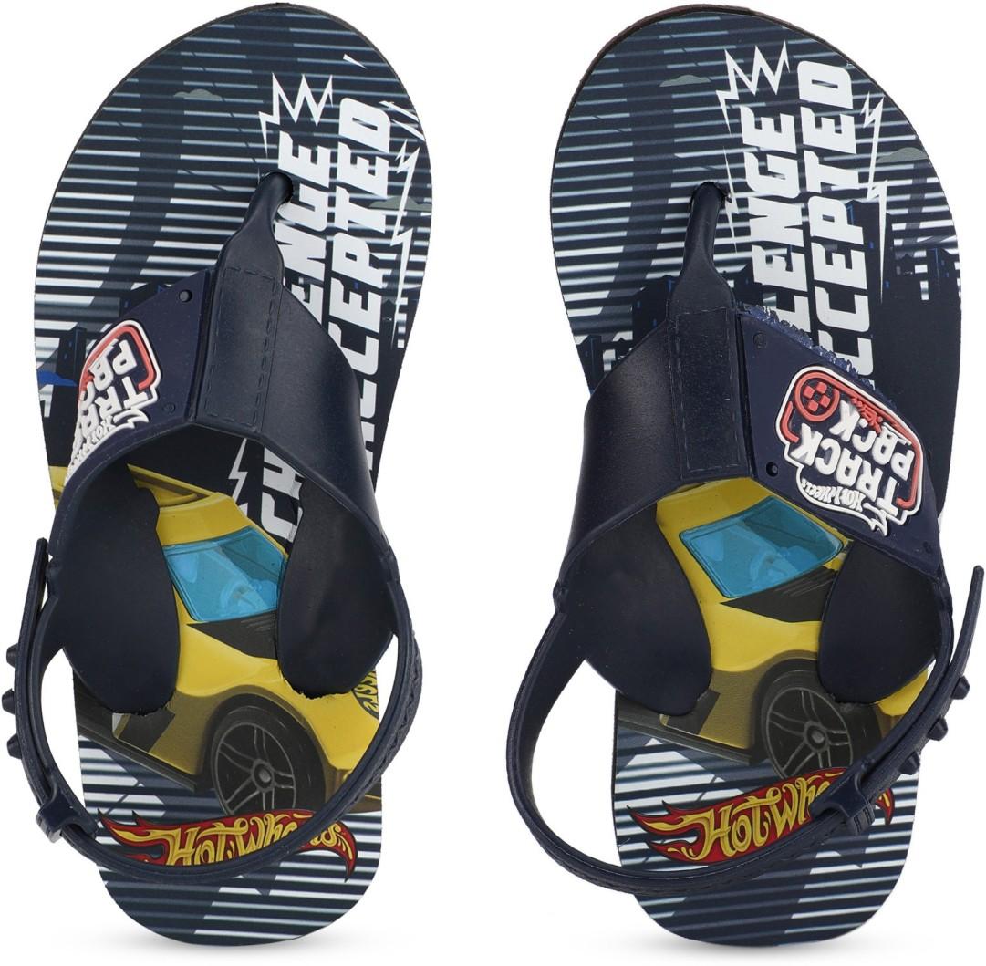 Hot Wheels Kids Footwear Min 70% off at Rs.109