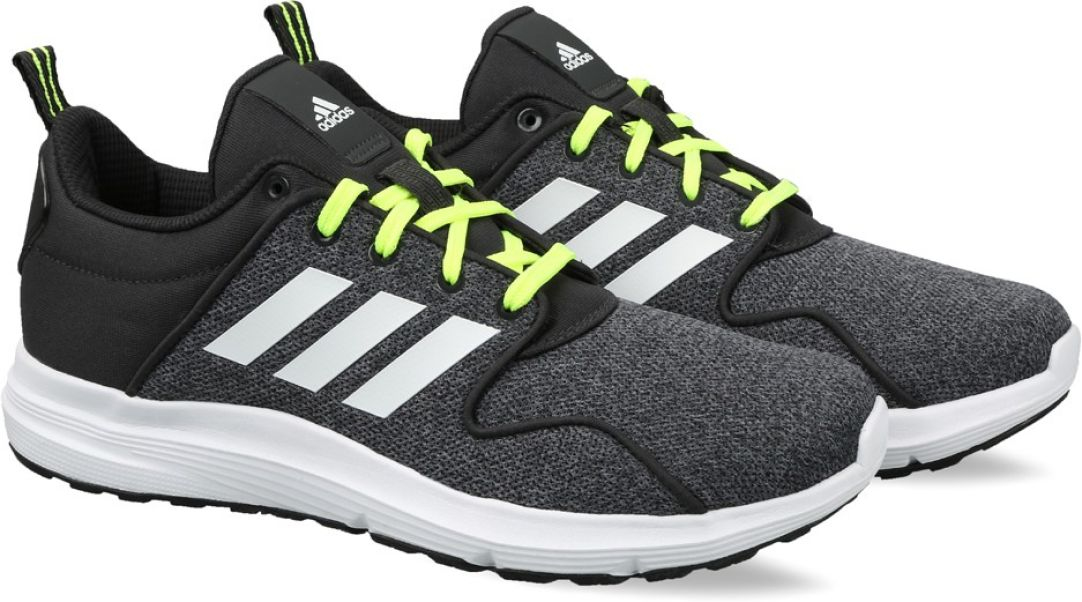 Adidas TORIL 1.0 M Running Shoes for Men (Grey) at Rs.1699