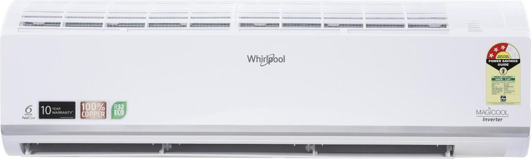 [HDFC Rs. 25999]  Whirlpool 1.5 Ton 3 Star Split Inverter AC  - White(1.5T MAGICOOL PRO + 3S COPR INV, Copper Condenser) Rs. 27999
