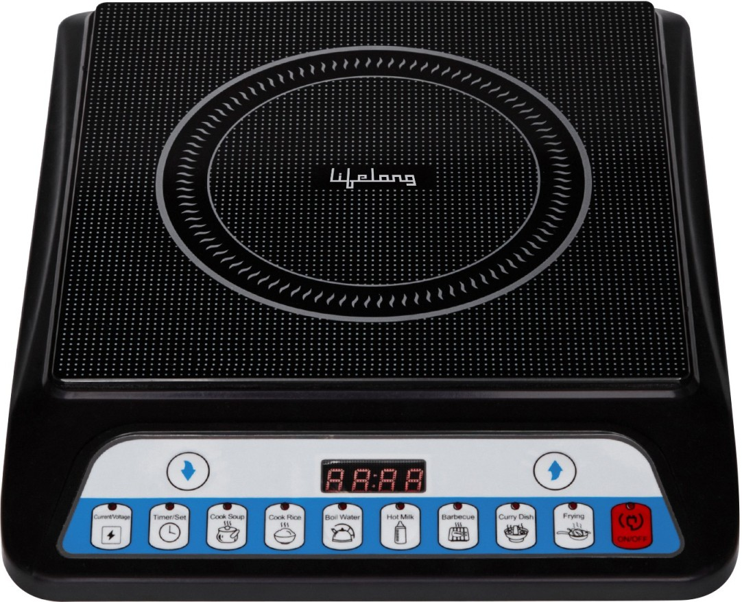 Lifelong LLIC12 Induction Cooktop(Black, Push Button) at Rs.1199