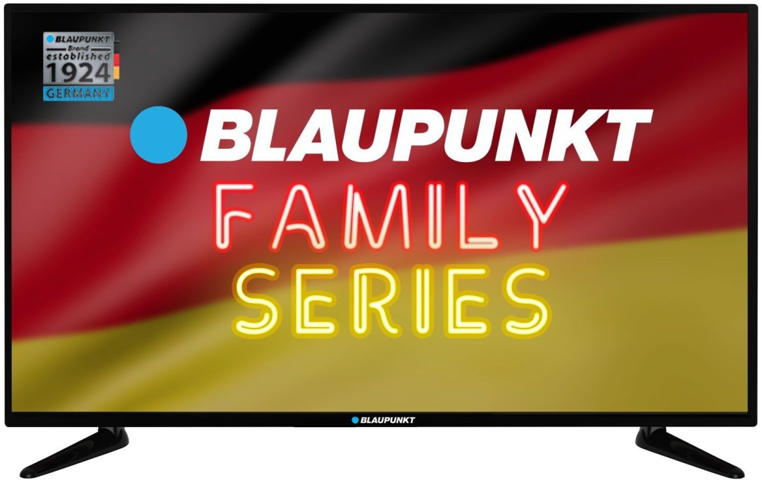 Blaupunkt 80cm (32 inch) HD Ready LED TV (BLA32AH410) at Rs.6999