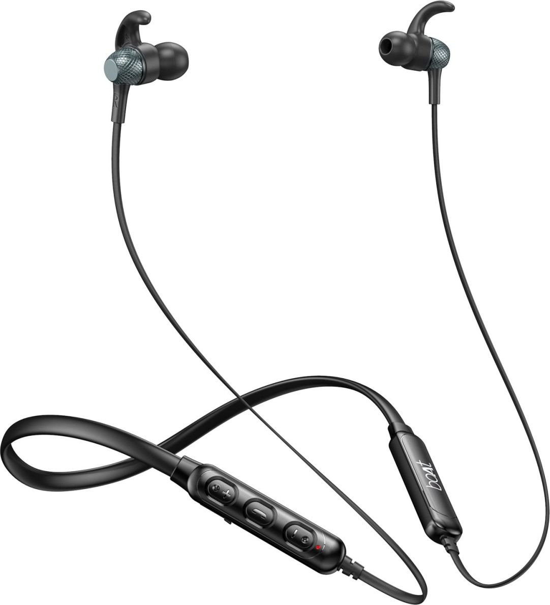 boAt 220 Wireless Bluetooth Headset with Mic  (Matte Black, In the Ear) at Rs 1399