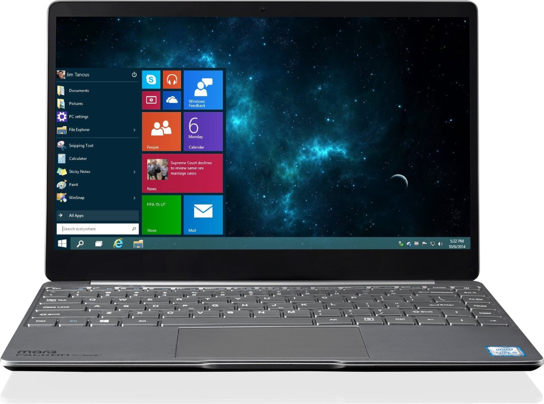 MarQ by Flipkart Falkon Aerbook Core i5 8th Gen - (8 GB/256 GB SSD/Windows 10 Home) MAi5882SWT Thin and Light Laptop  (13.3 inch, Silver, 1.26 kg) at Rs.39990