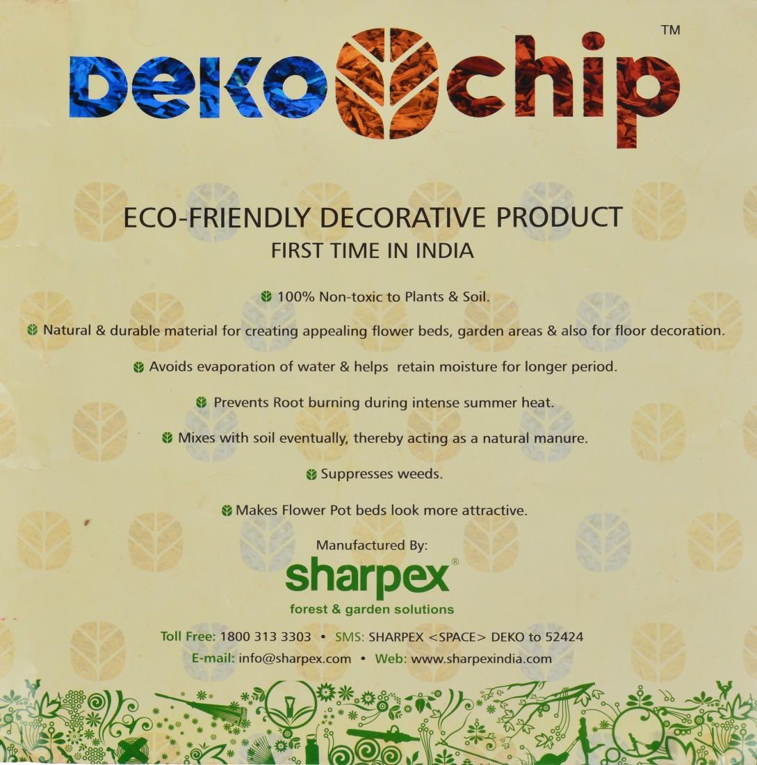 Sharpex Dek Gr 110 Garden Mulch Price