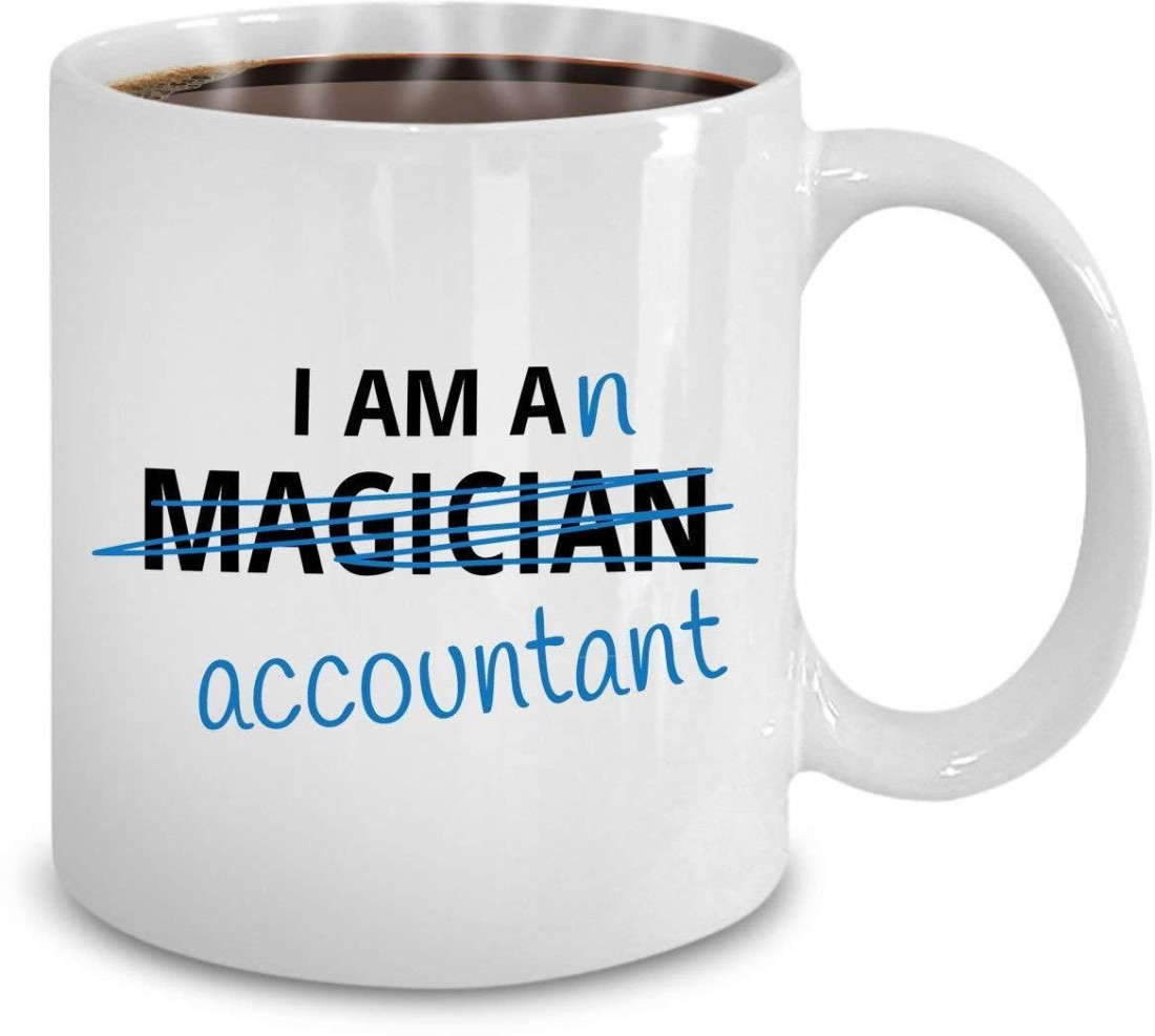 I'm an Accountant Funny CPA Accounting