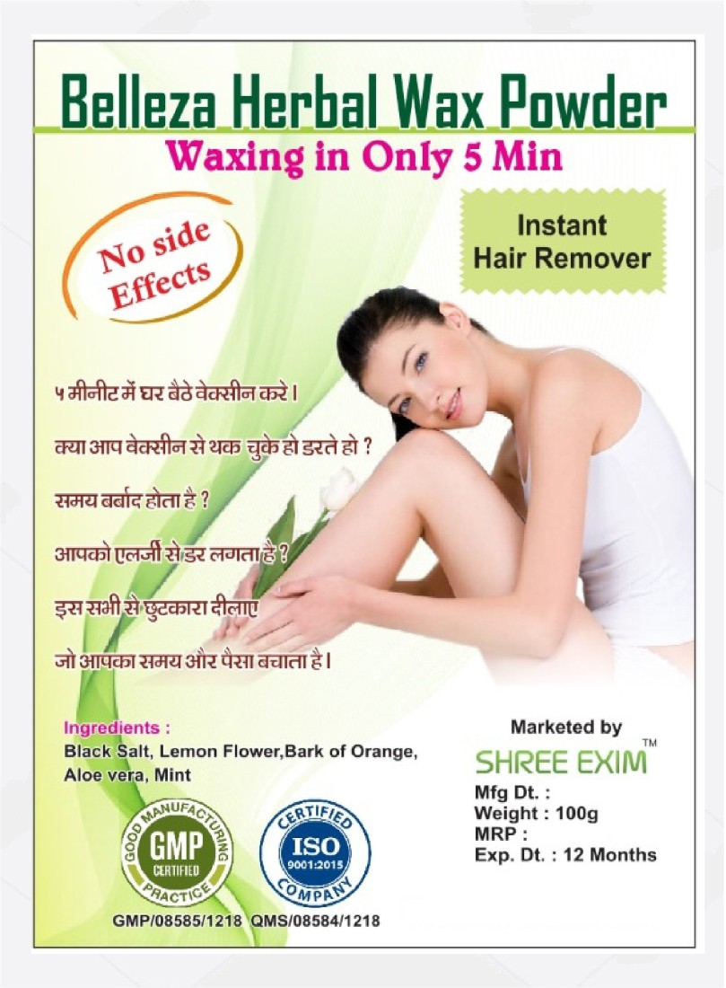Belleza Herbal Wax Unwanted Hair Remover Powder Wax Price In India Buy Belleza Herbal Wax Unwanted Hair Remover Powder Wax Online In India Reviews Ratings