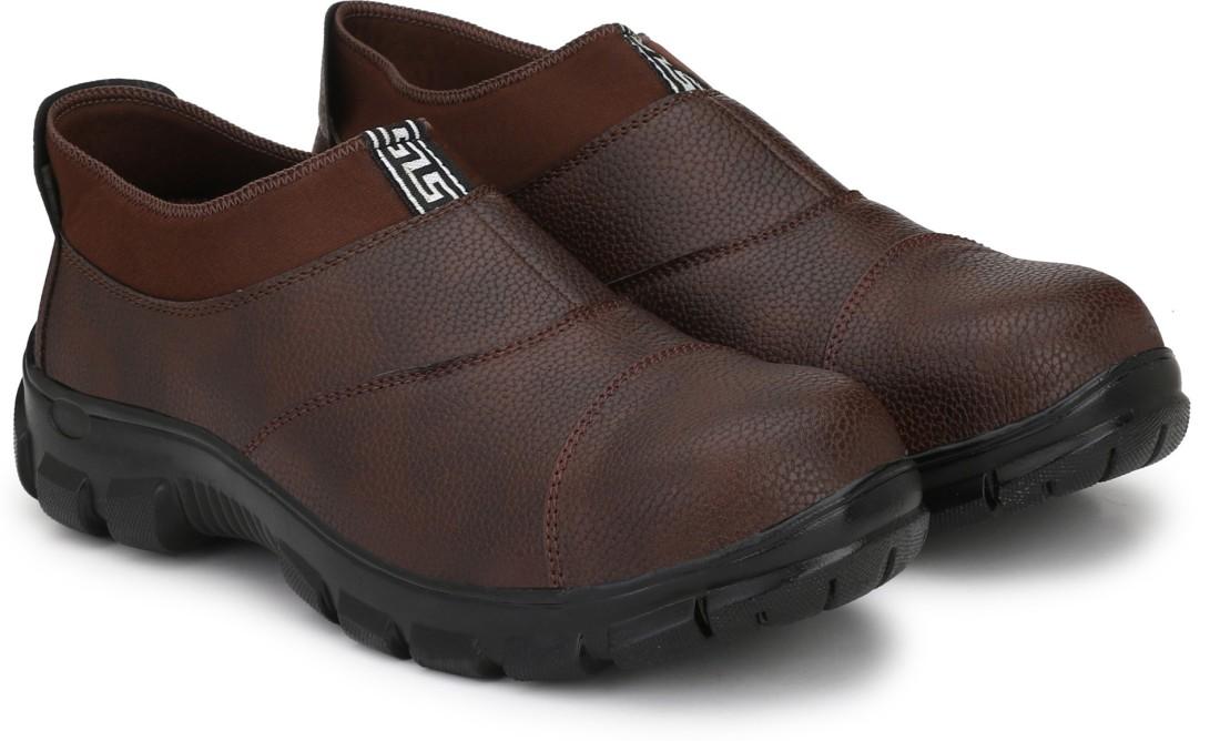 Steel Toe Corporate Casuals For Men