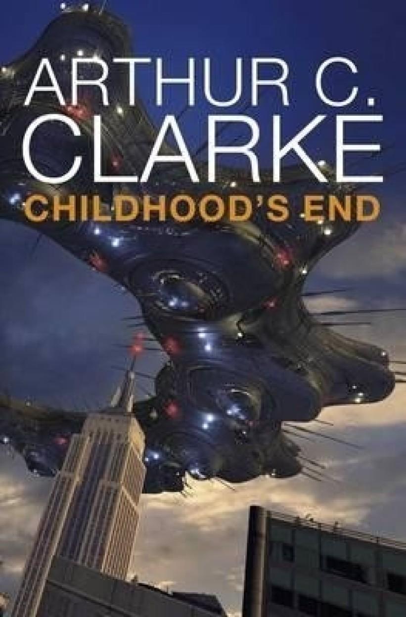 Childhood's End by Arthur C Clarke