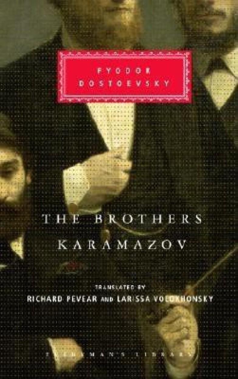 a comprehensive book report on the brothers karamazov by fyodor dostoyevsky Buy delphi complete works of fyodor dostoyevsky delphi complete works of fyodor dostoyevsky the brothers karamazov the short stories.