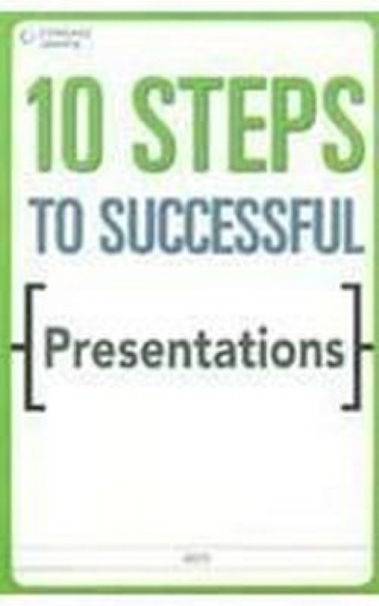 10 Steps To Successful Presentation                 by Astd