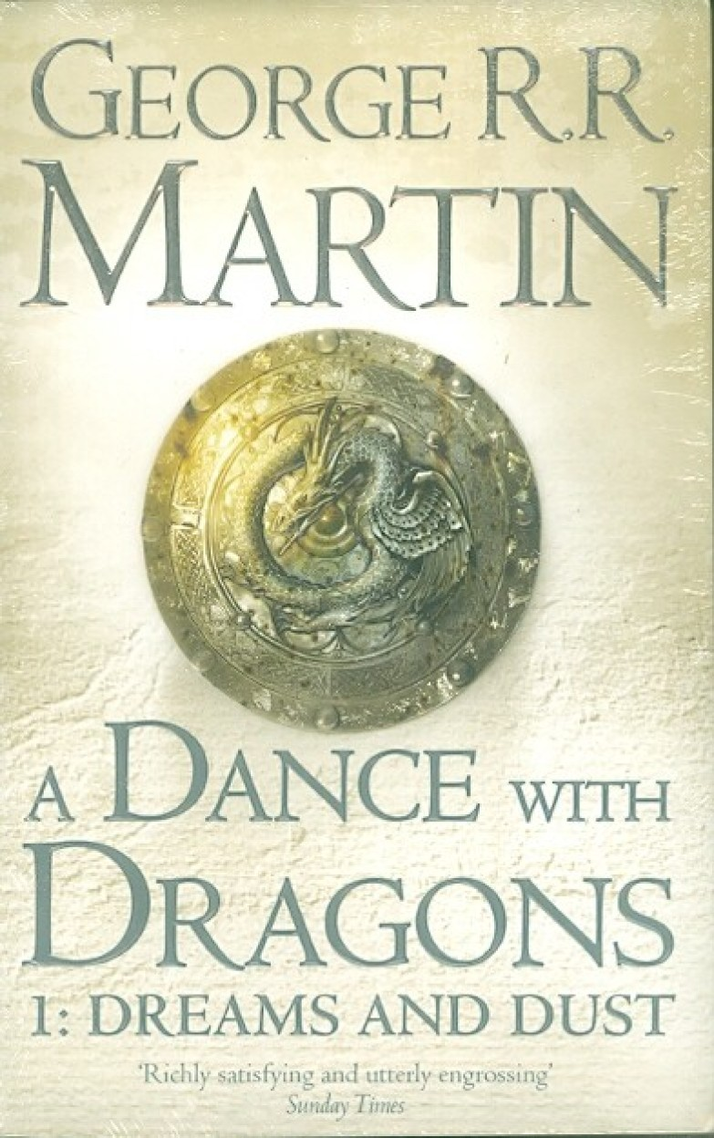 A Dance with Dragons: Part One: Dreams and Dust (Paperback)