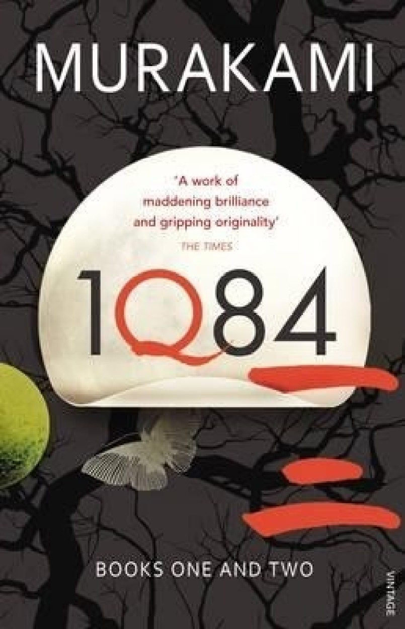 1Q84: Books 1 and 2 (Paperback)