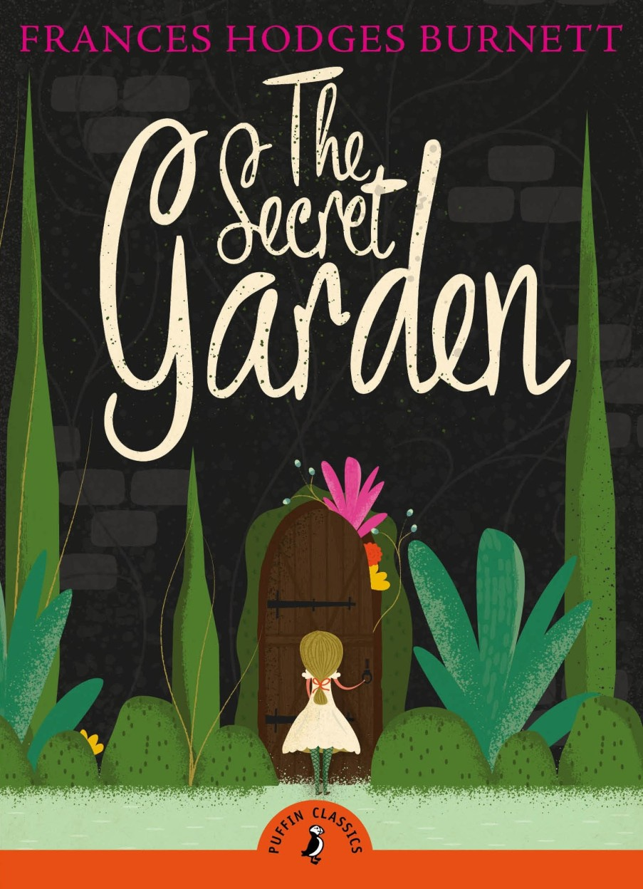 Puffin Classics                  by Frances Hodgson Burnett Secret Garden (Rei