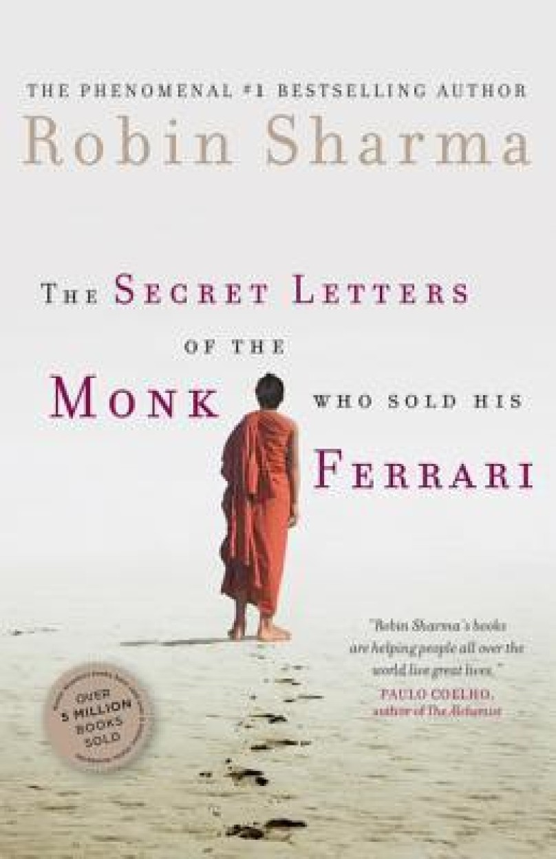 Secret Letters from the Monk Who Sold His Ferrari