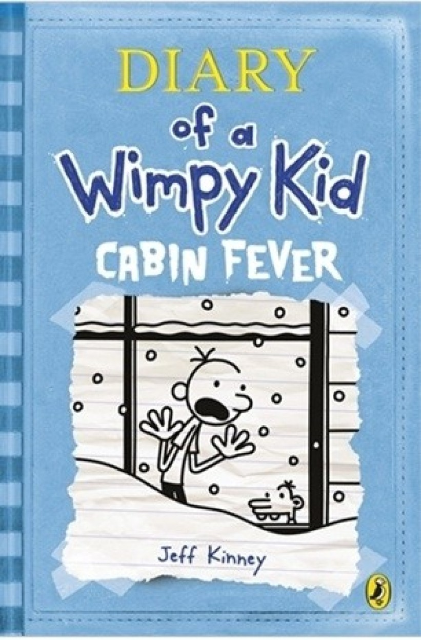 Diary of a Wimpy Kid: Cabin Fever (Book - 6)                                                      Paperback