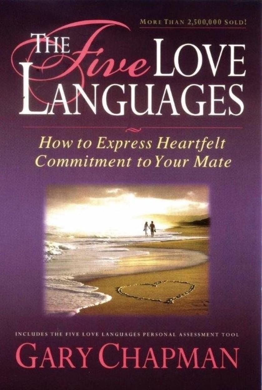 Five Love Languages (Paperback)