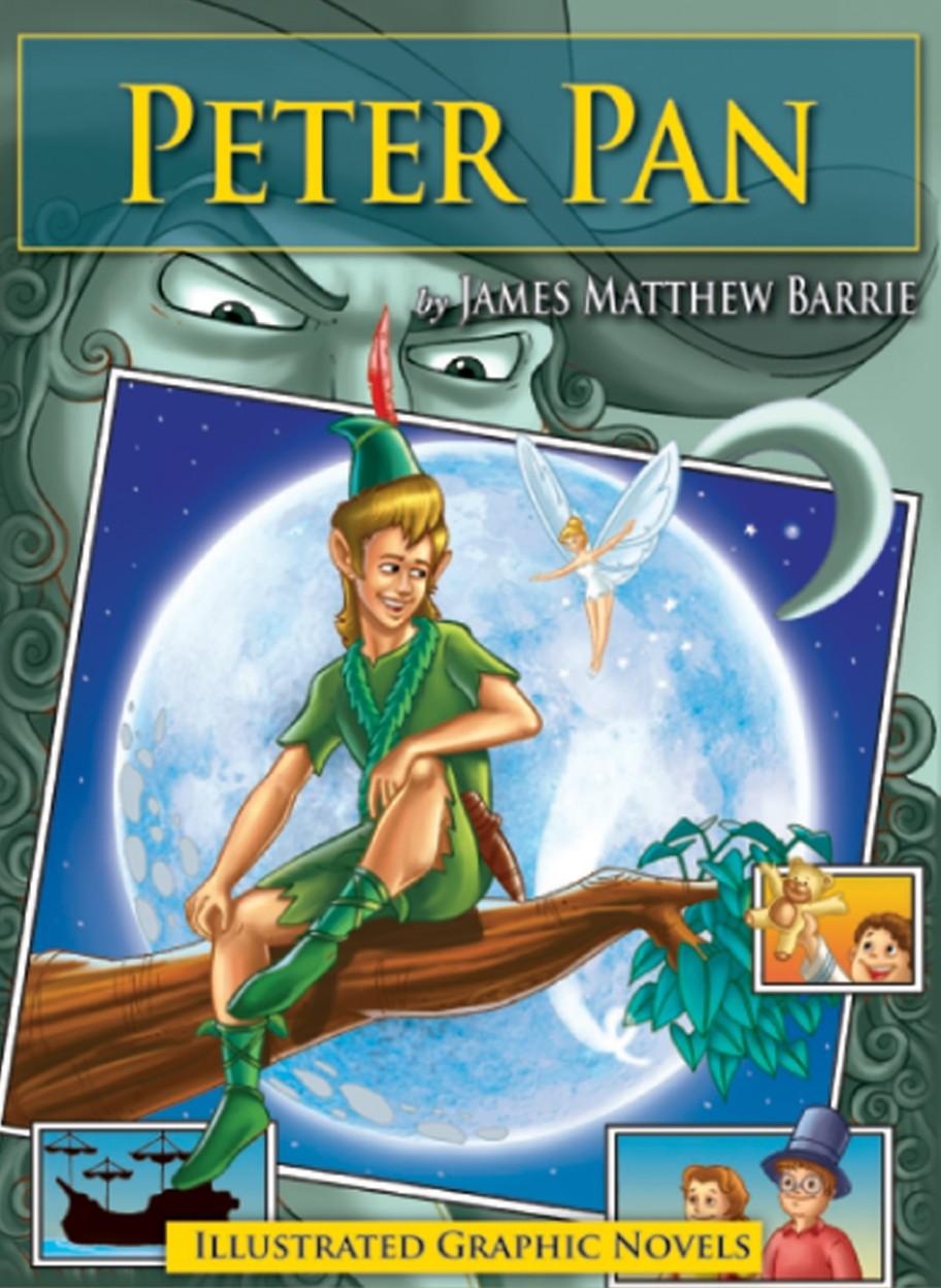 Peter pan(ASa09) - om