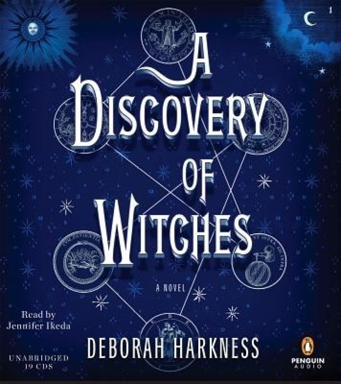 A Discovery of Witches: A Novel (audio cd) A Discovery of Witches: A Novel - Deborah Harkness,Jennifer Ikeda