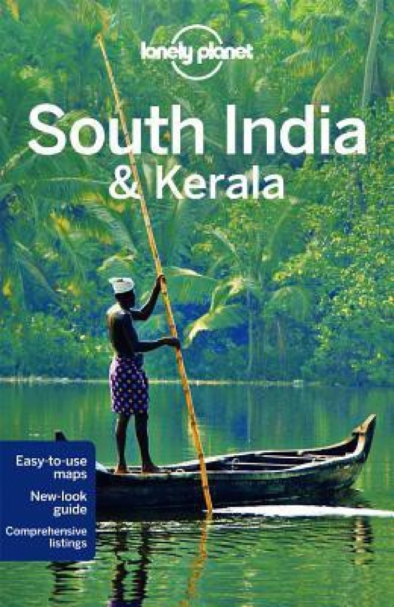 Lonely Planet South India & Kerala Paperback