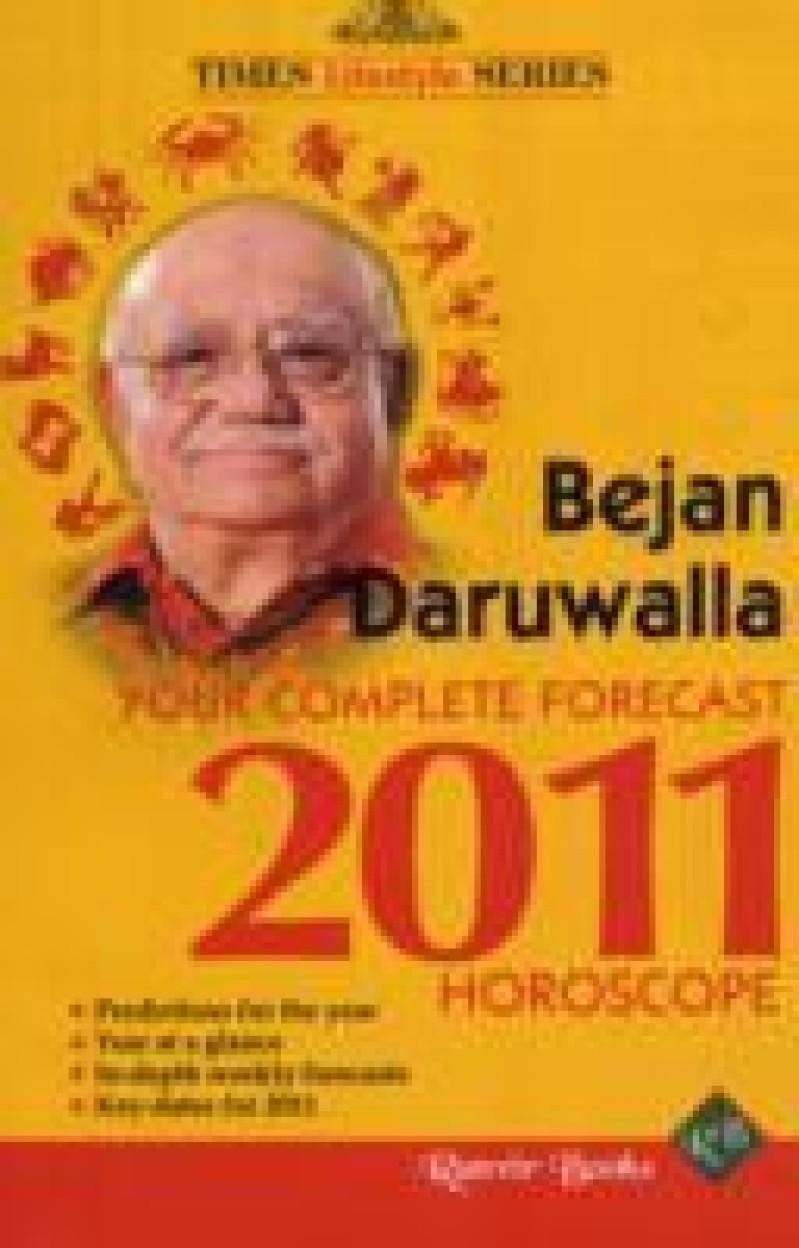 Annual Horoscope 2011 - English - Bejan Daruwal Paperback