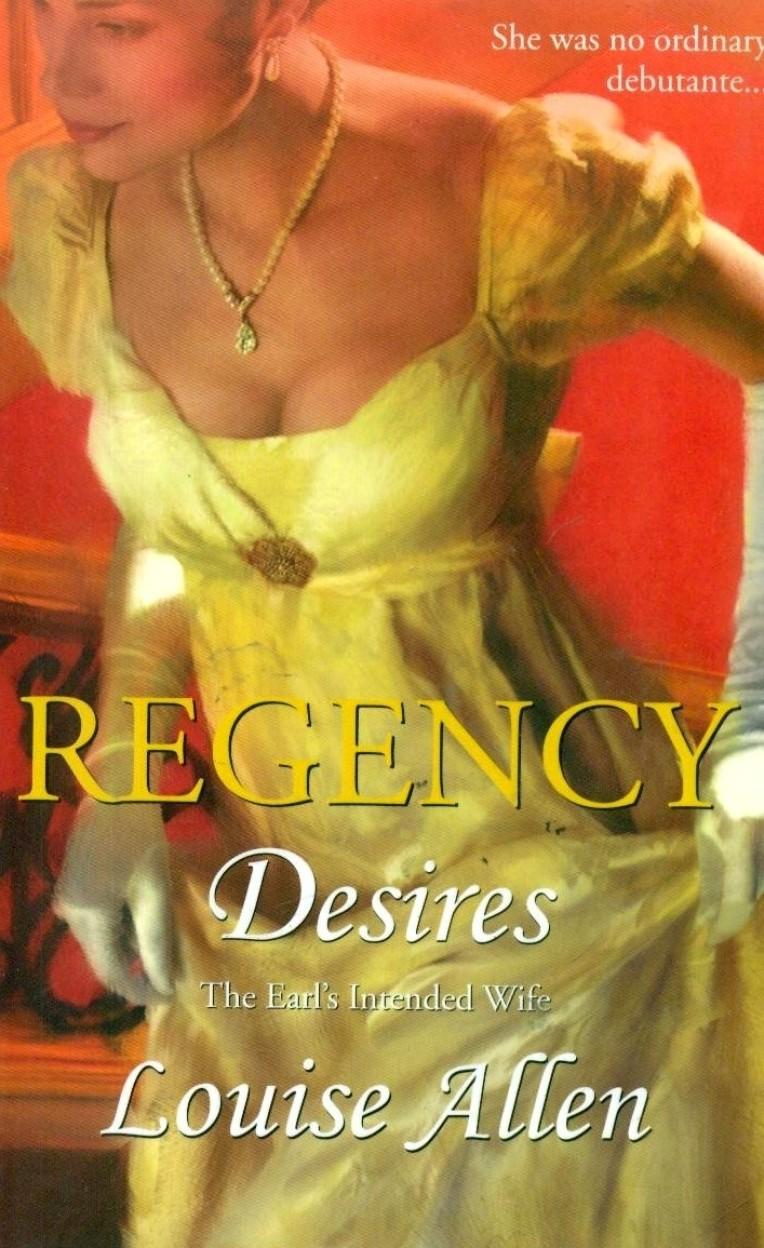 Regency Desires by Louise Allen