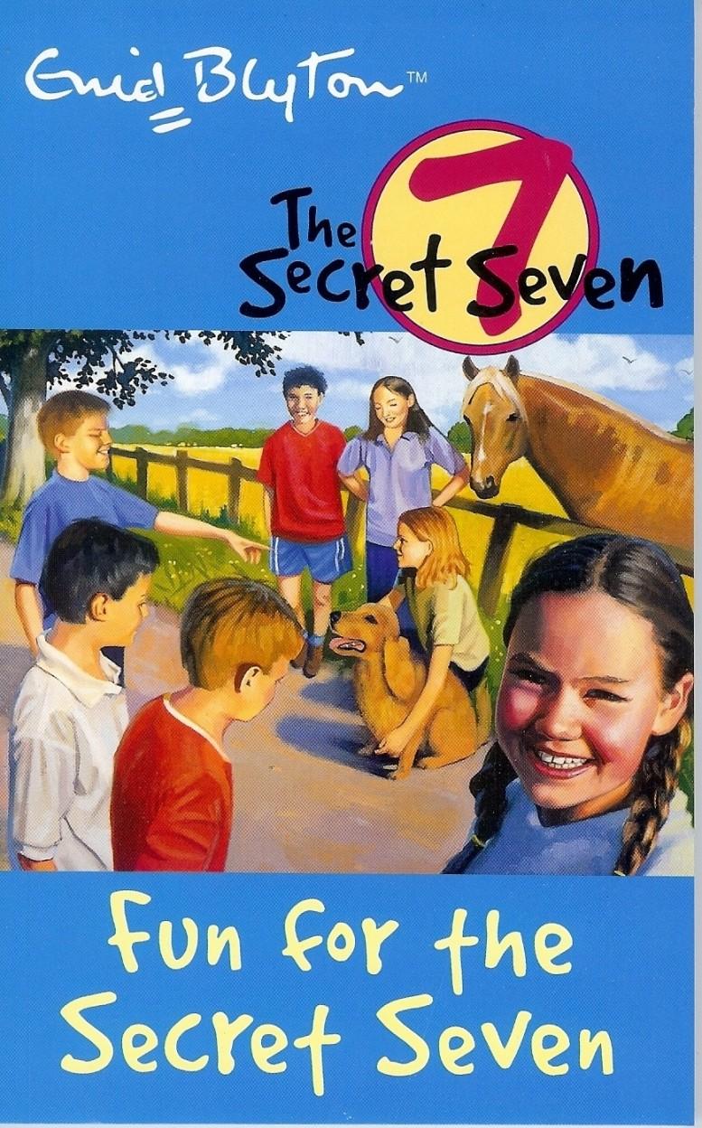 Fun For The Secret Seven 15