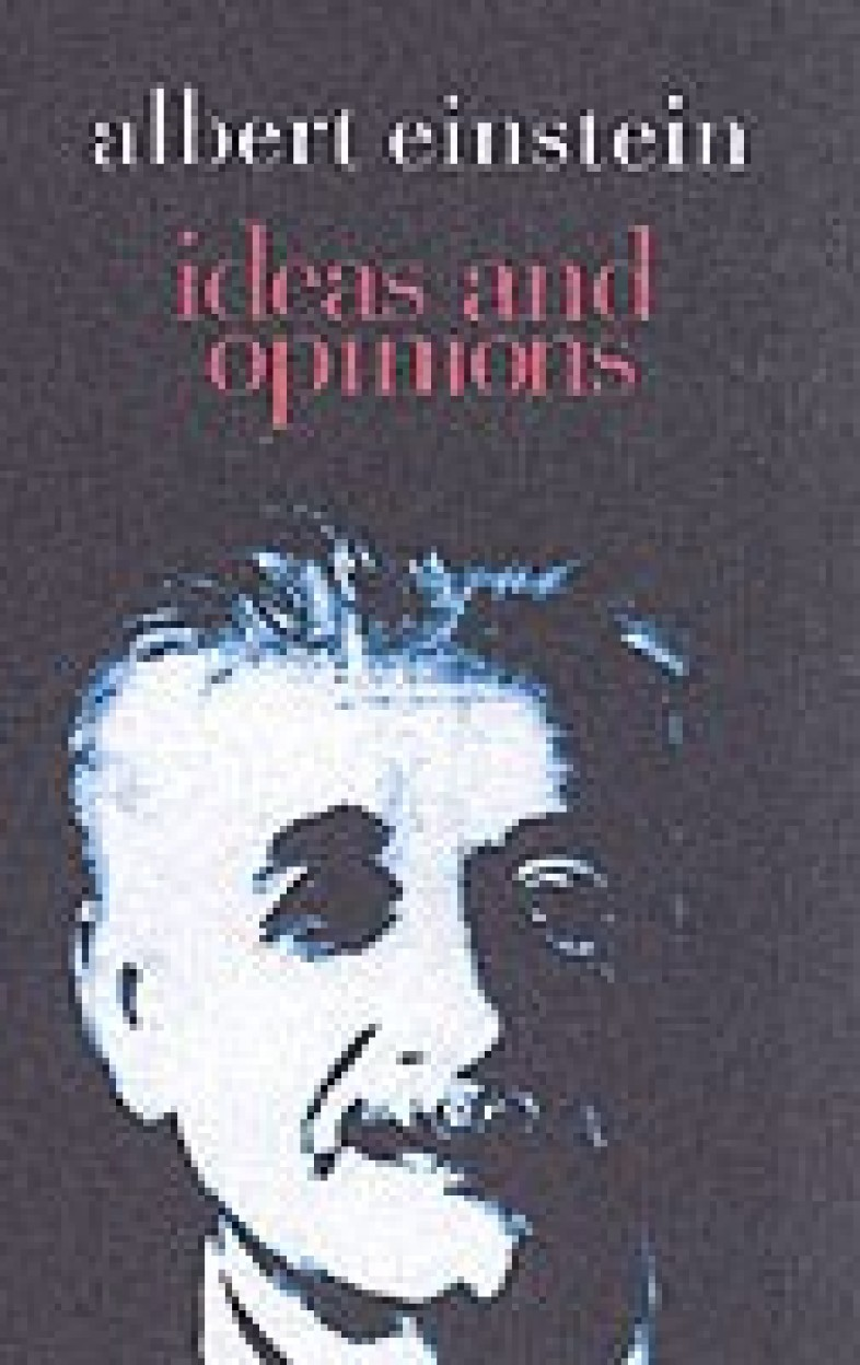 Ideas and Opinions (Paperback)
