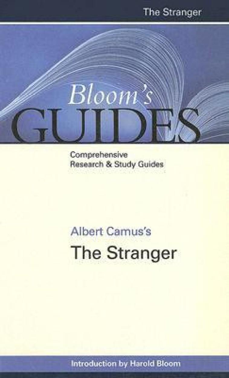 Albert Camus's the Stranger