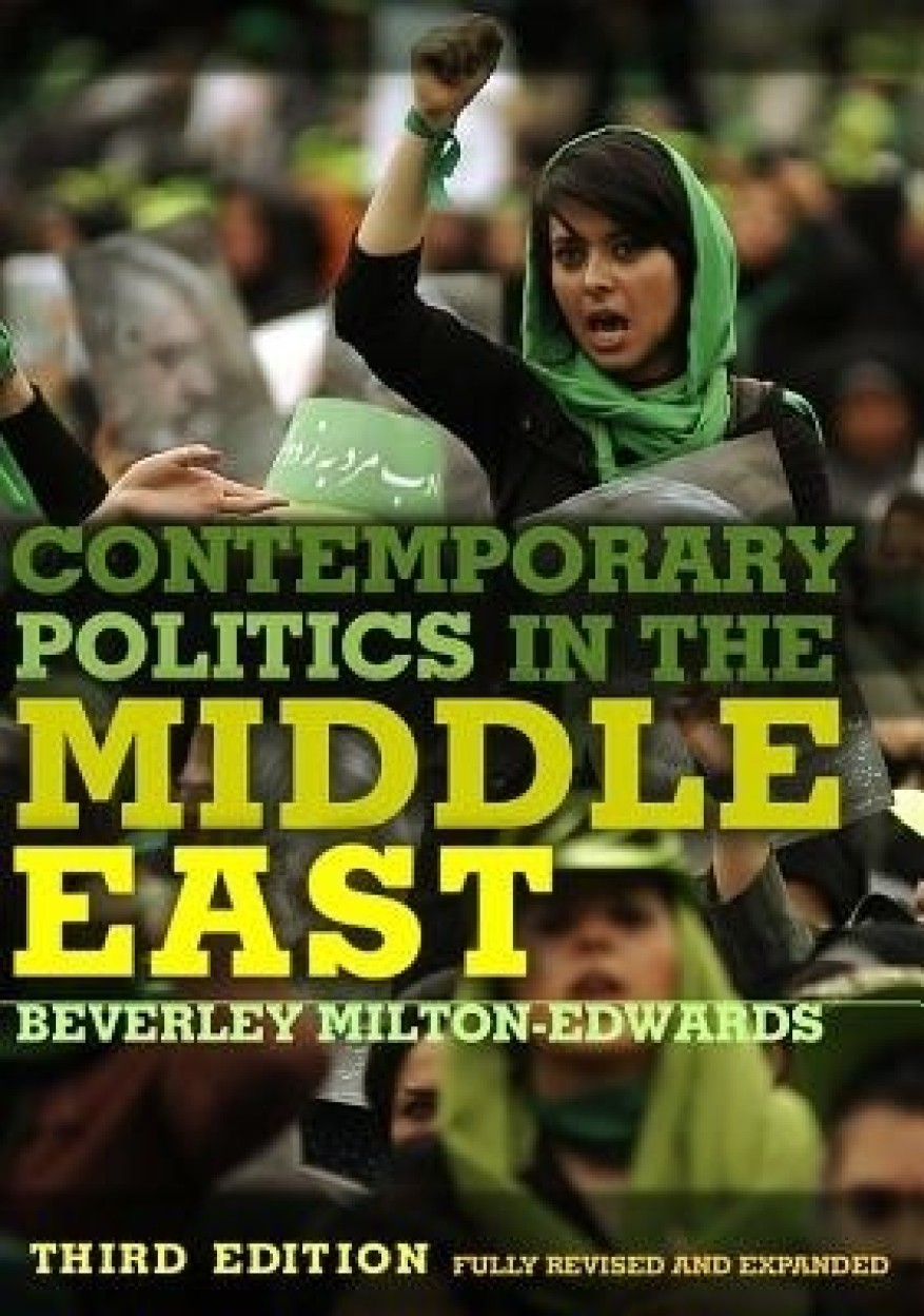 Contemporary Politics in the Middle East Hardcover