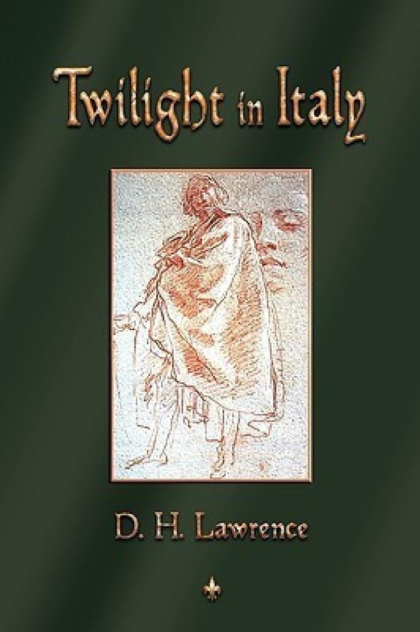 Twilight in Italy Paperback