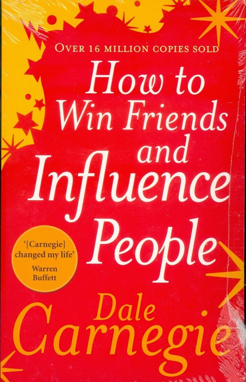 How To Win Friends & Influence People,Vermilion