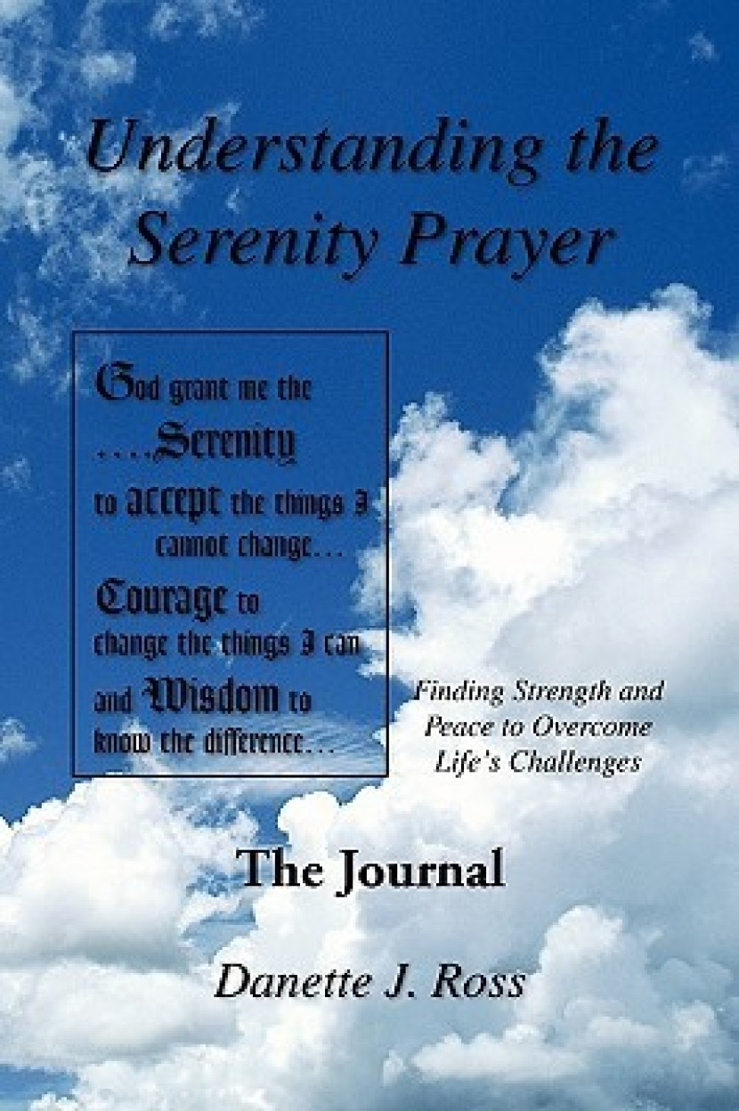 Understanding The Serenity Prayer Paperback