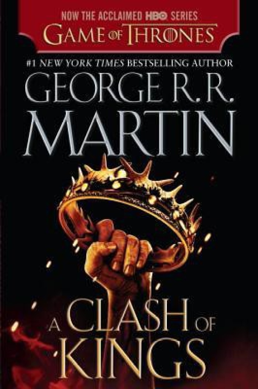 A Clash of Kings (HBO Tie- In Edition) : A Song of Ice and Fire: Book Two (Paperback)