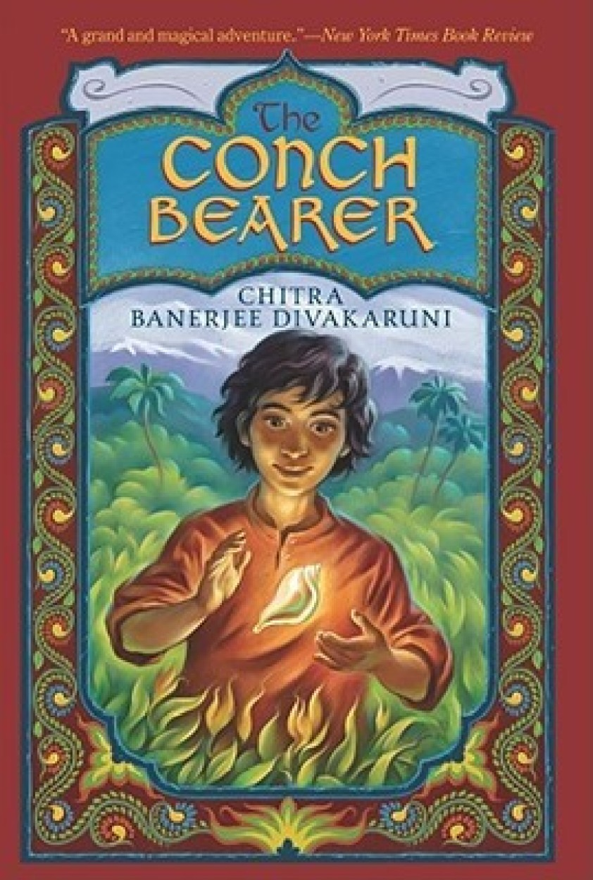 The Conch Bearer Paperback