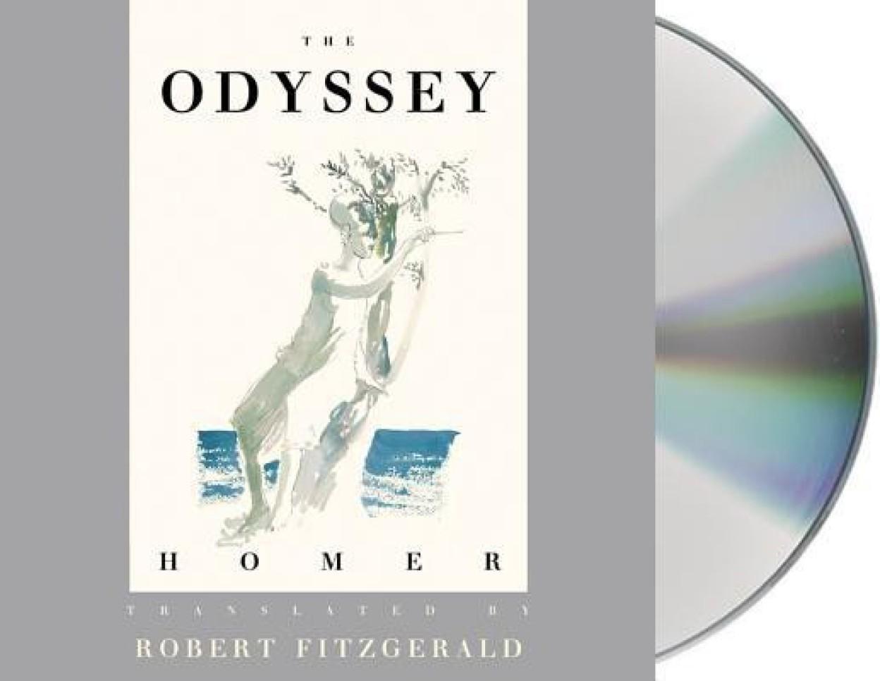The Odyssey Audio Book