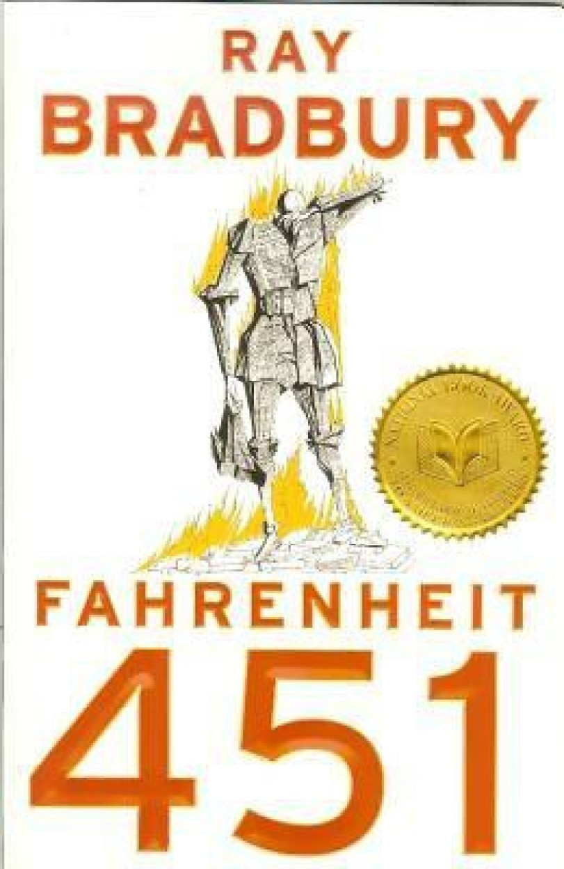 ray bradburys predictions about the future world in fahrenheit 451