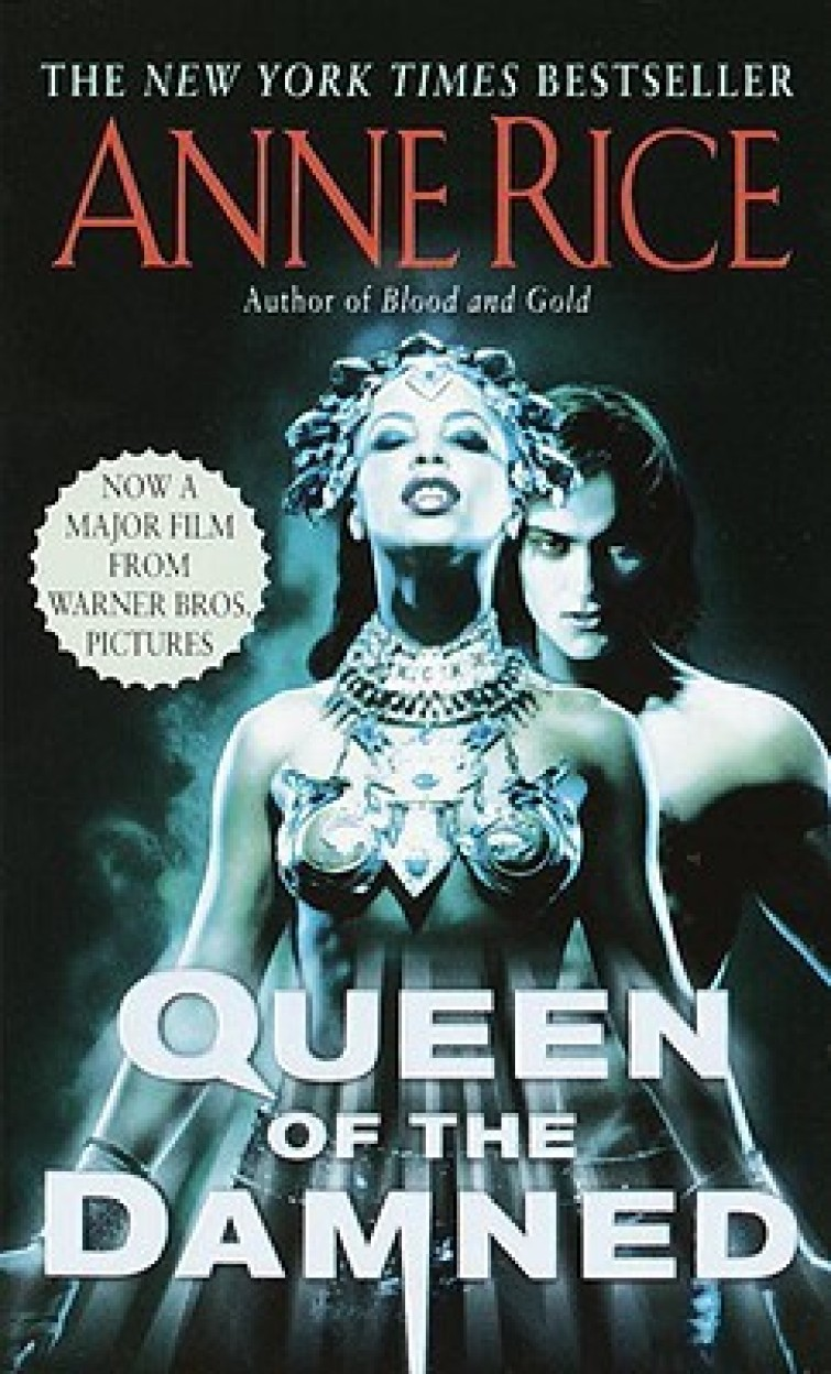The Queen of the Damned Hardcover