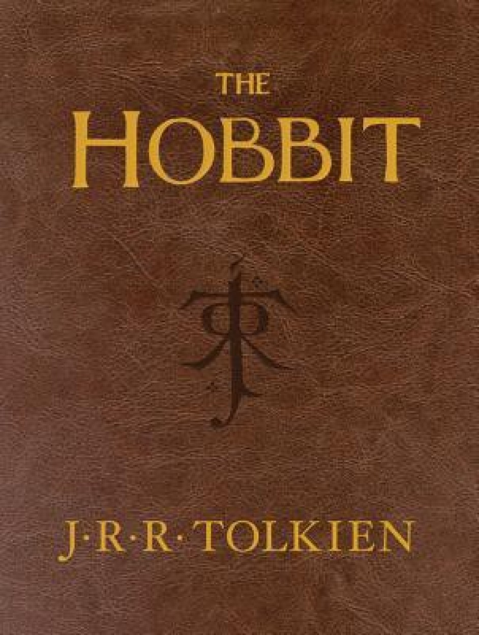 The Hobbit: Deluxe Pocket Edition by J.R.R. Tolkien