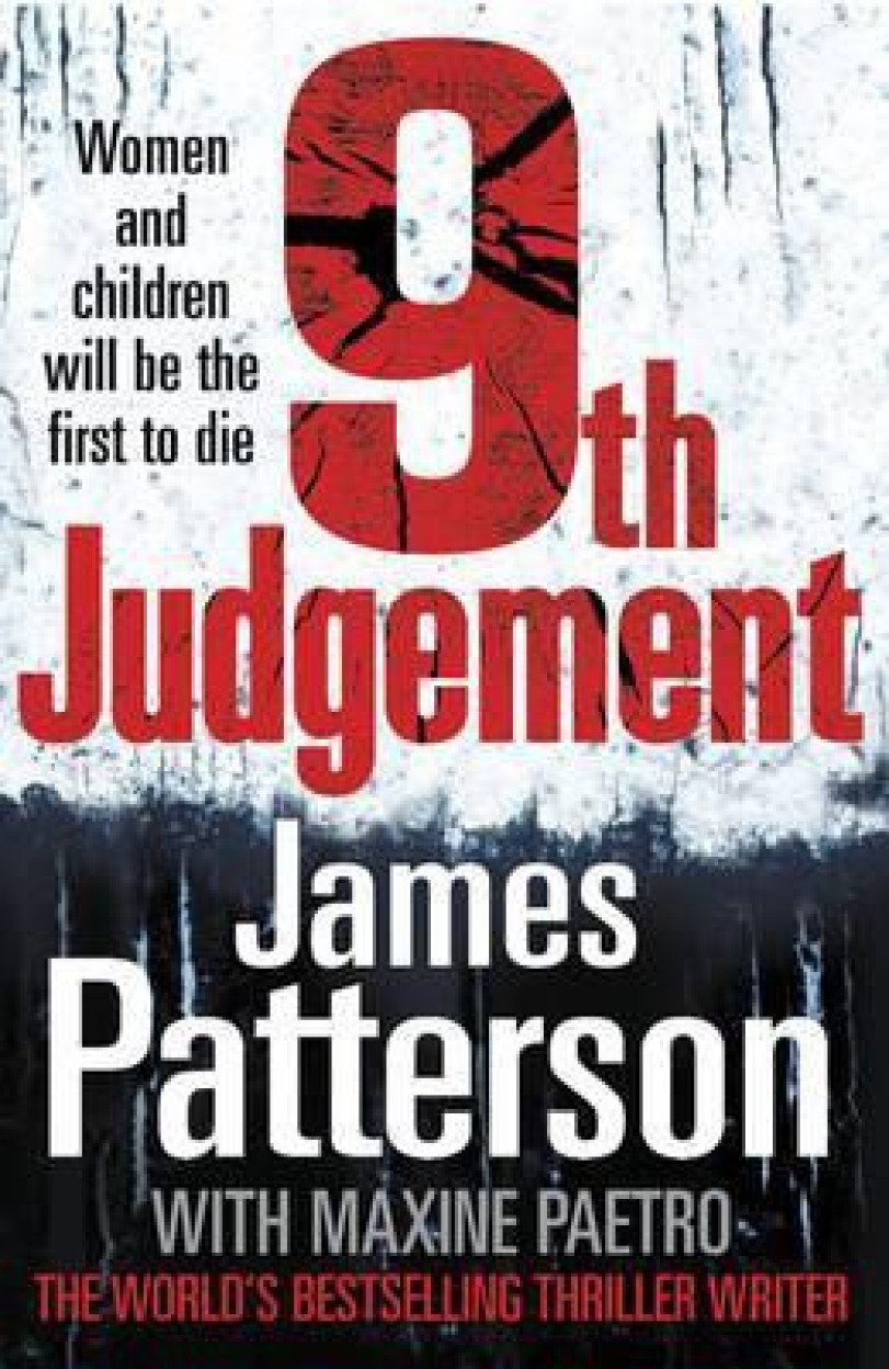 9Th Judgement                 by James Patterson