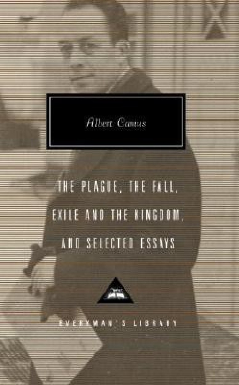 The Plague, the Fall, Exile and the Kingdom, and Selected Essays (Hardcover)