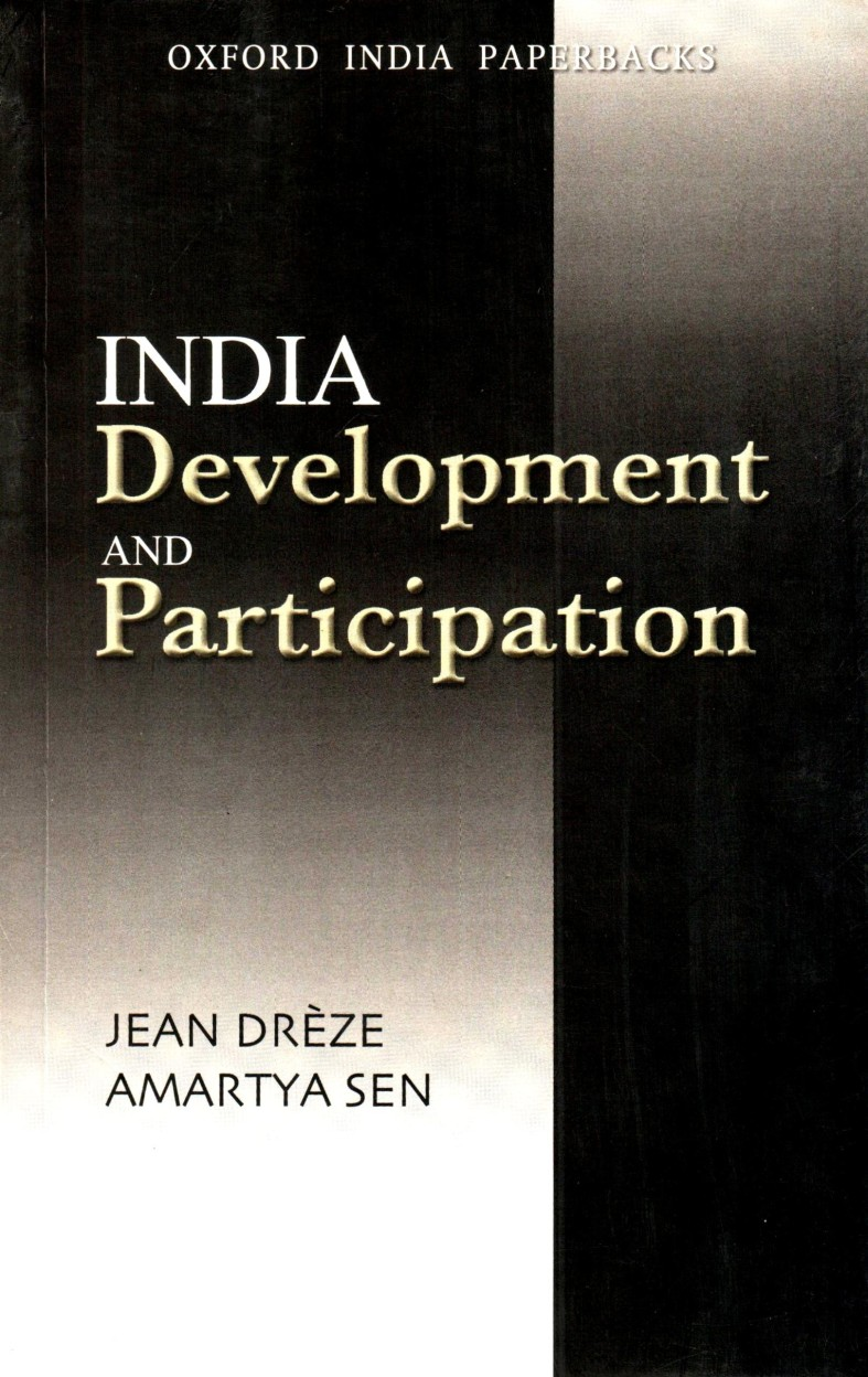 India Development and Participation (paperback)