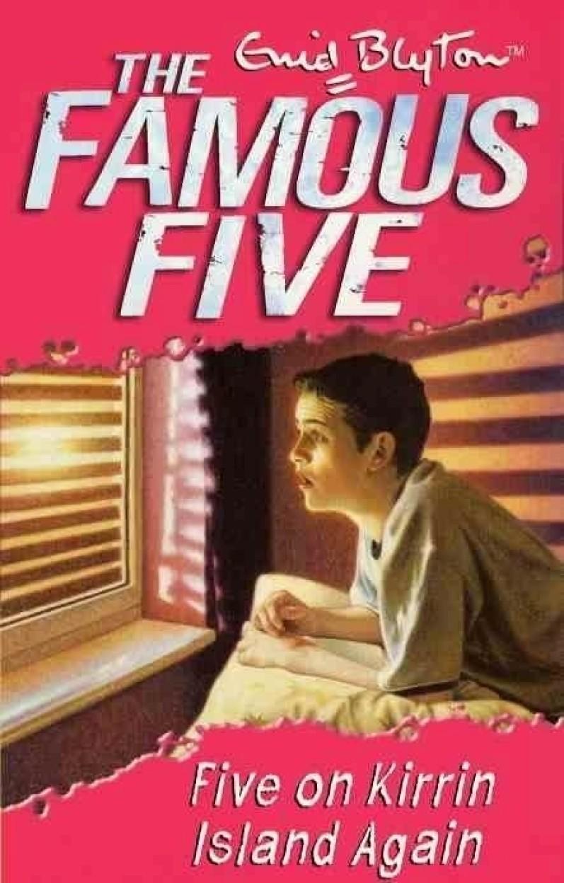 Five on Kirrin Island Again (The Famous Five Series #6) - Enid Blyton