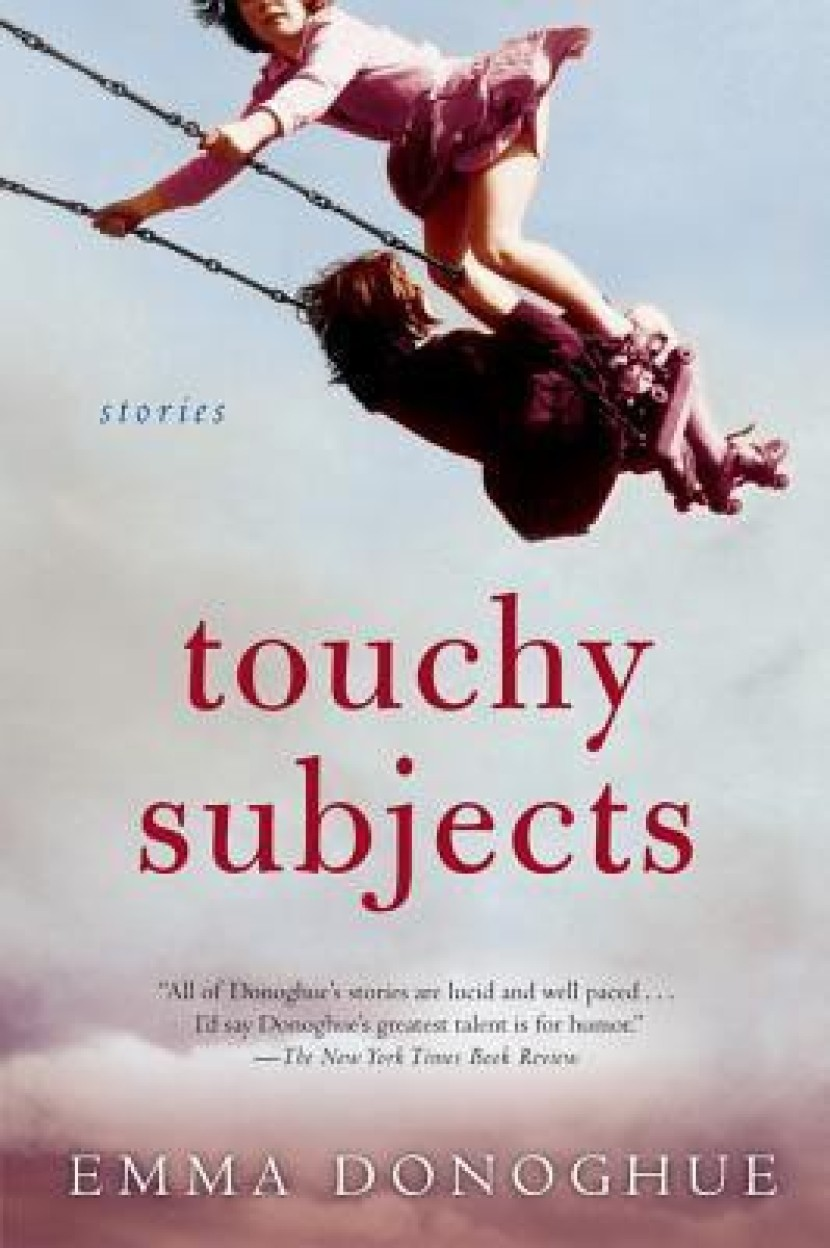 Touchy Subjects Paperback