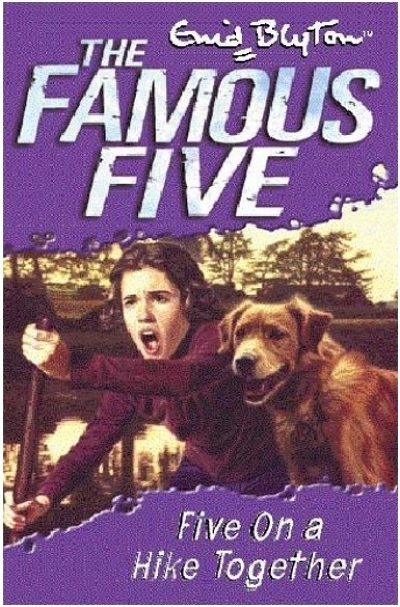 The Famous Five 10: Five on a Hike Together