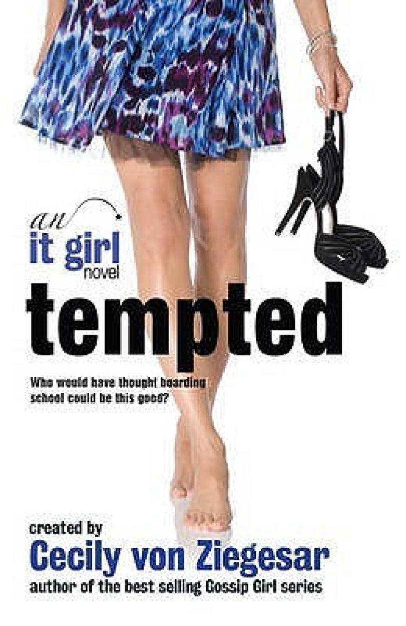 Tempted: An it Girl Novel Paperback