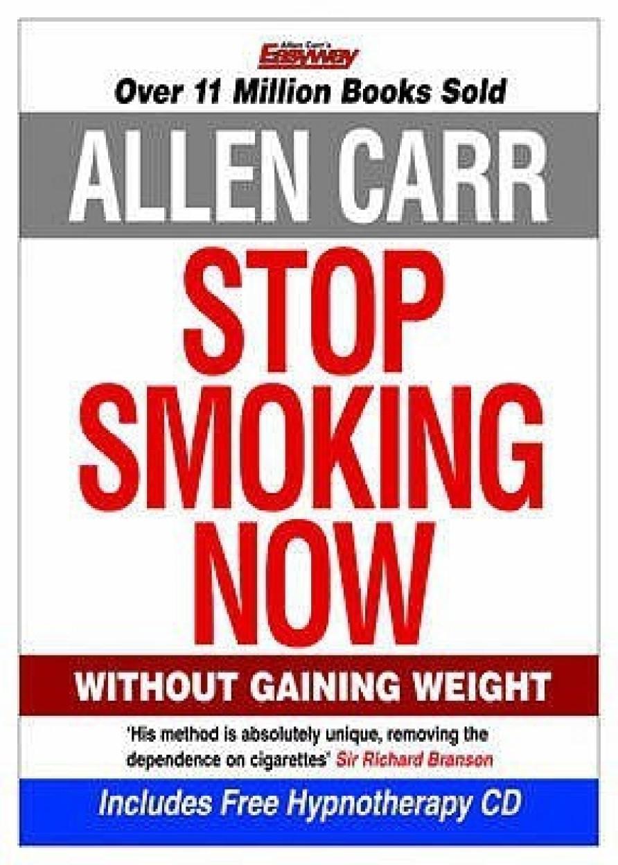 Allen Carr's Stop Smoking Now
