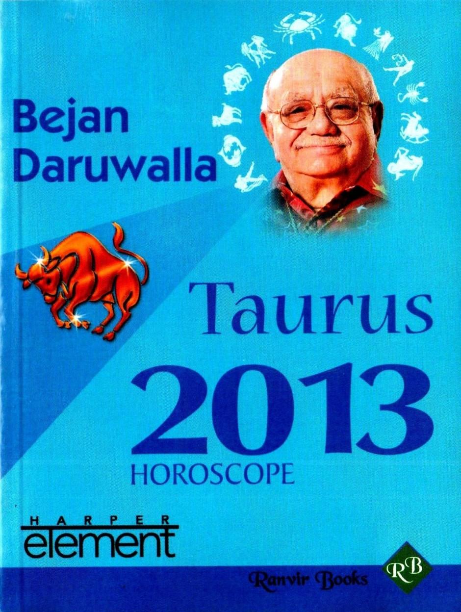 Horoscope: Taurus: 2013 Paperback