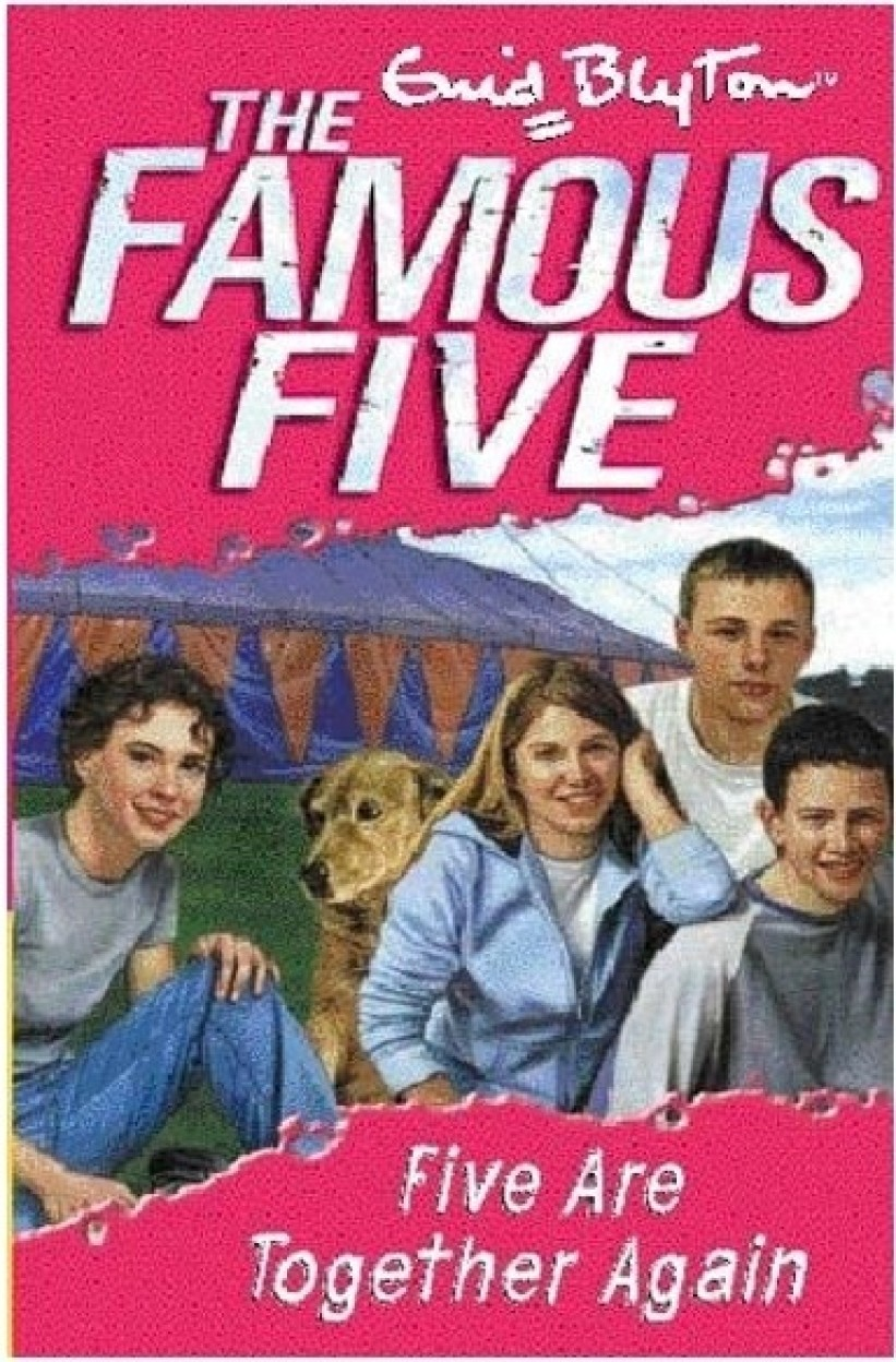 FAMOUS FIVE: 21: FIVE ARE TOGETHER AGAIN (STANDARD) by Enid Blyton