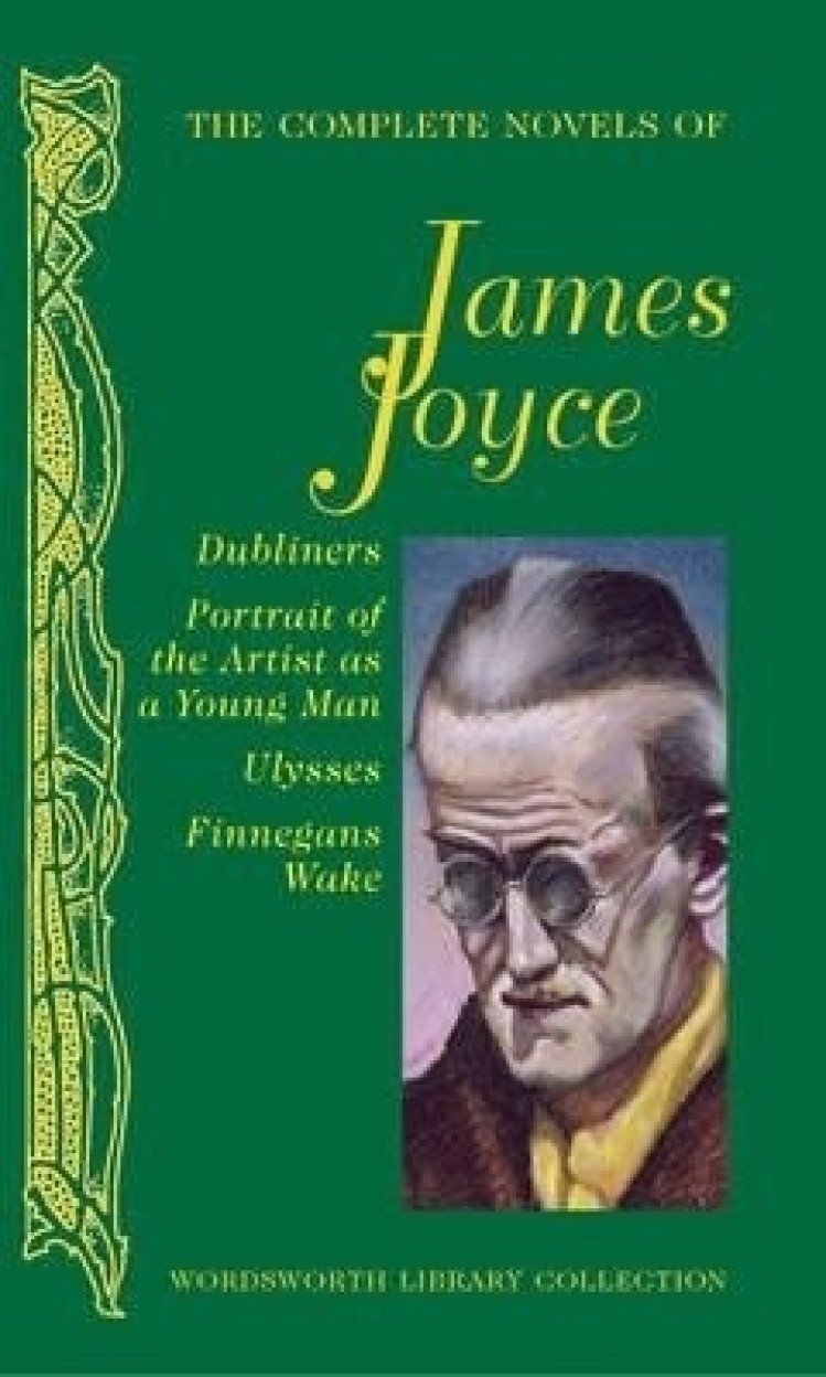 Collected Works Of James Joyce (Paperback)